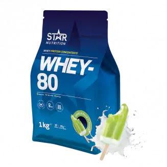 Star Nutrition Whey 80 1kg - Vanilla Pear