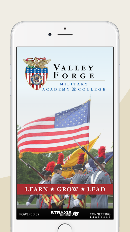 Valley Forge Military Academy- screenshot