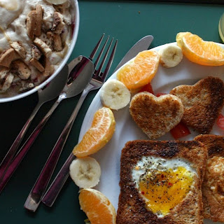 EGGS in a NEST (Egg Baked in Toast) Recipe