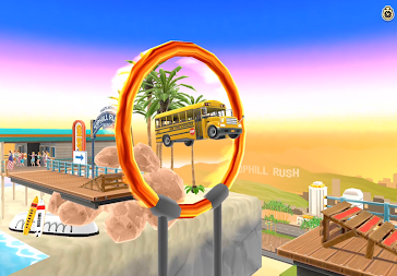 Uphill Rush 2 USA Racing APK screenshot thumbnail 3