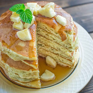 Healthy Banana Pancakes Recipes.