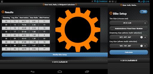 Приложения в Google Play – <b>Gear</b> Inch Calc [DEPRECATED]