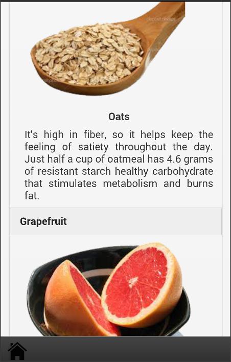Free eating plan to lose body fat