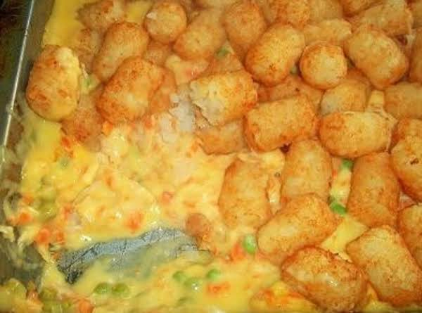 Easy Chicken Casserole Recipe