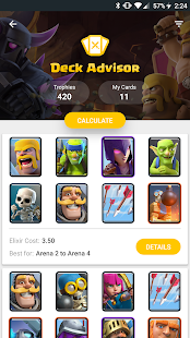 Master For Clash Royale - náhled