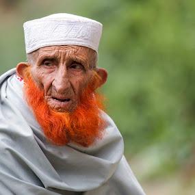 by Israr Shah - People Portraits of Men