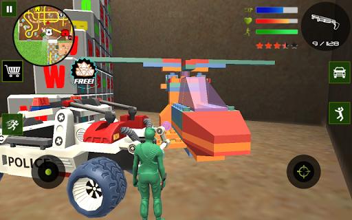 Army Toys Town Mod Full Tiền Vàng Kim Cương