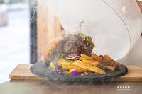 桑威奇美是純手工漢堡專賣店