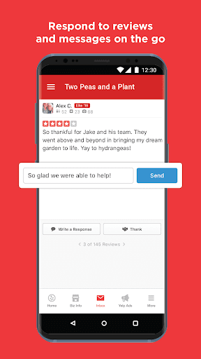 Yelp for Business Owners screenshots 4