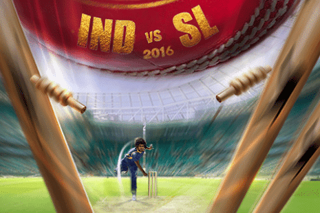 India vs Sri Lanka 2016 Game- screenshot thumbnail