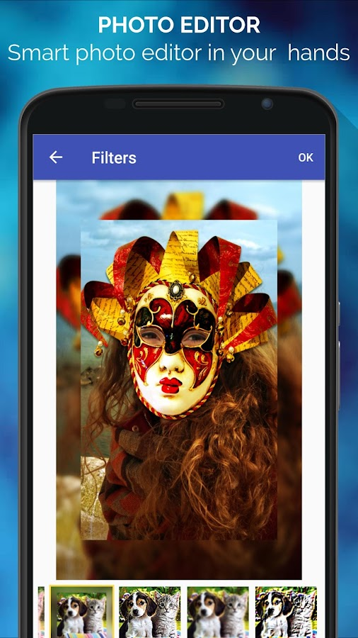 Pictoris - Photomontage  & Photo Editing app- screenshot