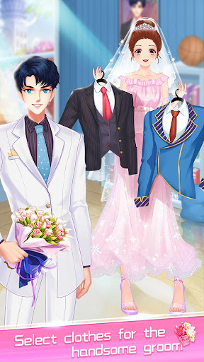ud83dudc70ud83dudc92Anime Wedding Makeup - Perfect Bride  screenshots 20