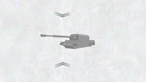 自走榴弾砲雛型