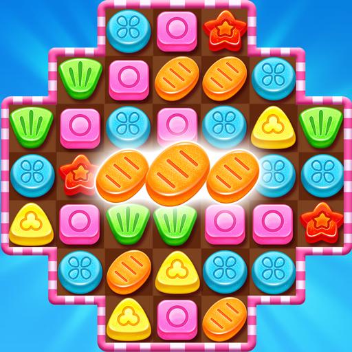 Gummy Mania 休閒 LOGO-玩APPs