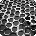 Chrome Metal Live Wallpaper