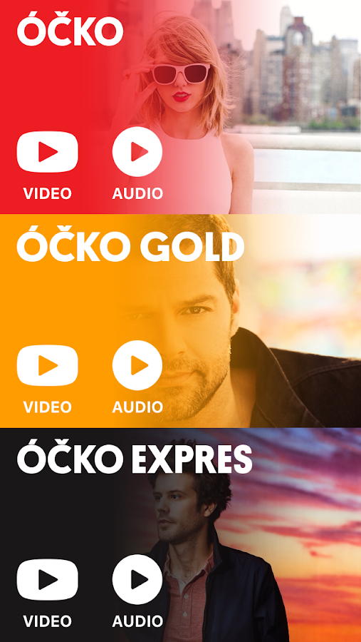 ÓČKO- screenshot