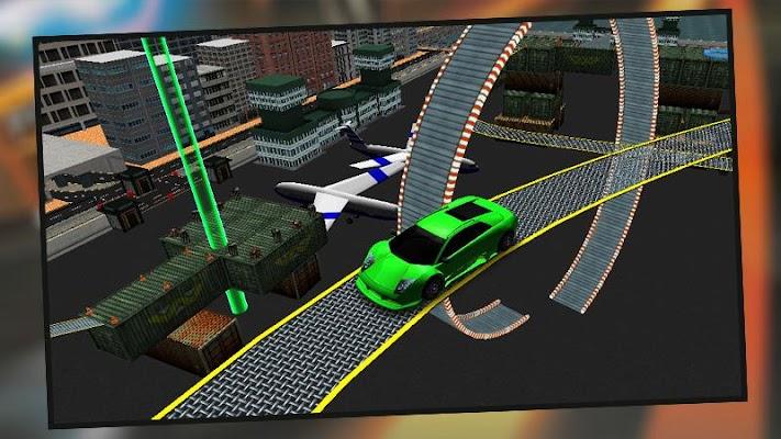 Traffic Racing Free - screenshot