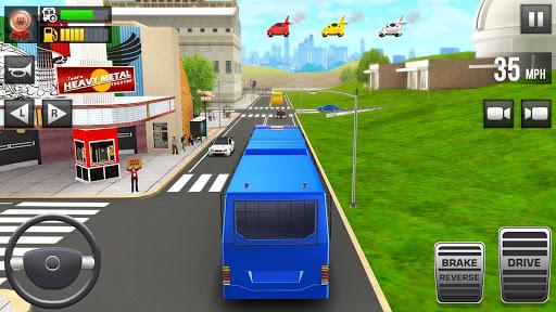 Ultimate Bus Driving - 3D Driver Simulator 2020 1.8 screenshots 3