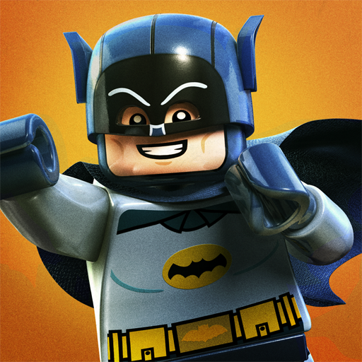 LEGO® Batman: Beyond Gotham 冒險 App LOGO-APP開箱王