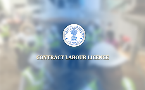 Online Contractor License For Labour Laws- screenshot thumbnail