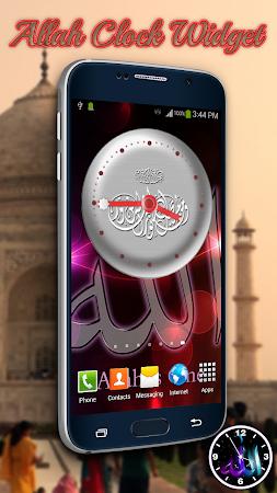 Allah Clock Widget 1.1.1 screenshot 333729