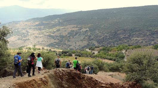 El PMD anima a las familias a recorrer el sendero de Prado Alto