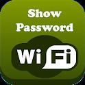 Show Wifi Password - Share Wifi Password icon