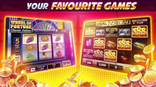 GSN Casino: Online Casino – Slots, Poker, Bingo screenshot