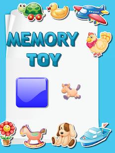 Memory Toy - náhled