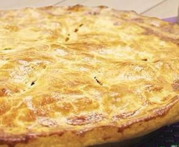 Cajun Chicken Pot Pie Recipe