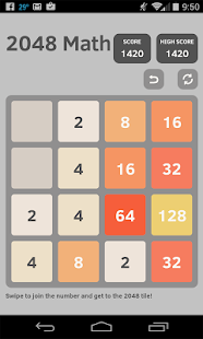 2048 Math- screenshot thumbnail