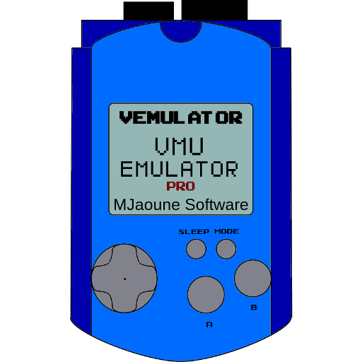 VeMUlator PRO: Dreamcast VMU emulator 1 0 Apk Download - com
