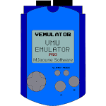 VeMUlator PRO: Dreamcast VMU emulator 0.7 (Paid)