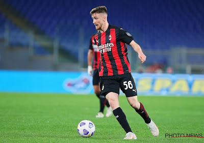 Saelemaekers belangrijk in zege AC Milan