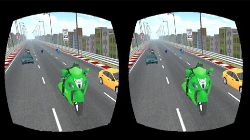 VR Moto Bike Racer