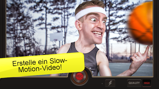 Slow-Motion-Videoeffekte Screenshot