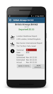 FLIGHTS Gatwick Airport- screenshot thumbnail