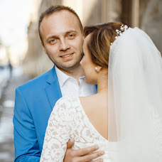Wedding photographer Liliya Turok (lilyaturok). Photo of 04.07.2018