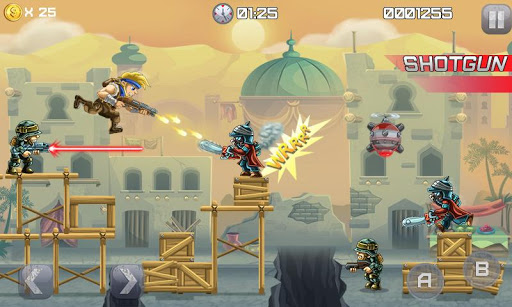 Metal Soldiers  screenshots 1
