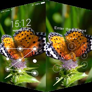 AppLock mariposa Gratis