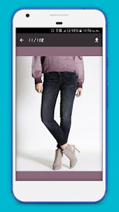 Women Jeans 2017 - náhled
