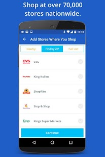 SavingStar - Grocery Coupons- screenshot thumbnail