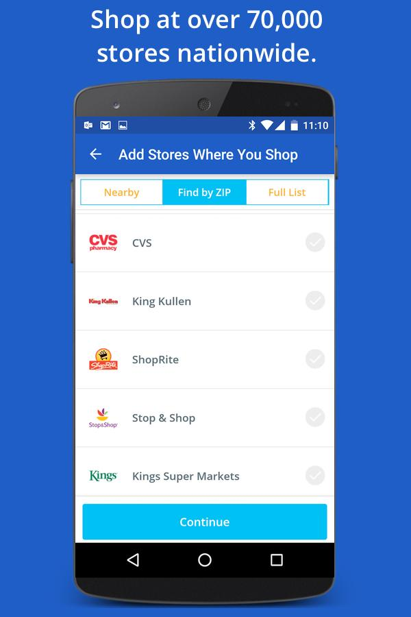 SavingStar - Grocery Coupons- screenshot