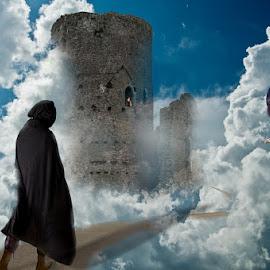 by Stephen  Barker - Digital Art People