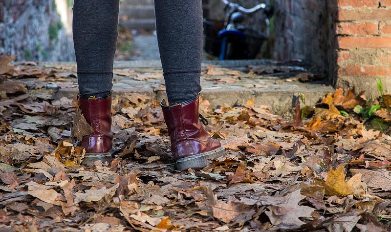 Scarpette e i colori dell'autunno di Liluccia