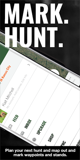 The Woods Hunting App - extend the hunt! 11.0 screenshots 3