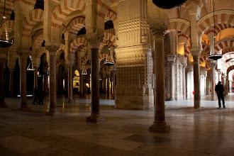 Photo: In der Moschee