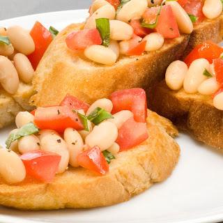 Bush's® Italian Bean Bruschetta.