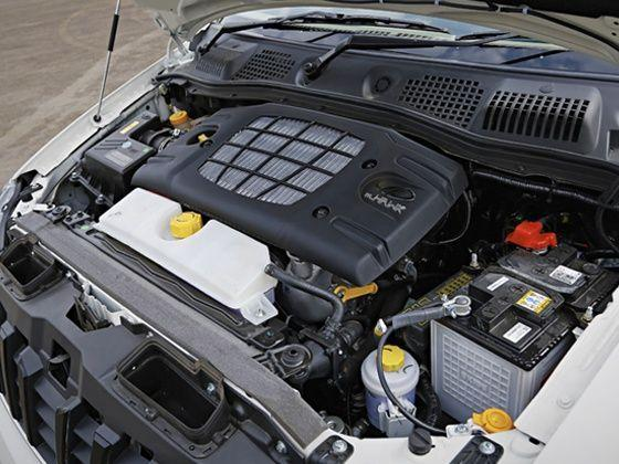Image result for engine of mahindra xylo
