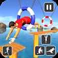 Water Stuntman Run 3D
